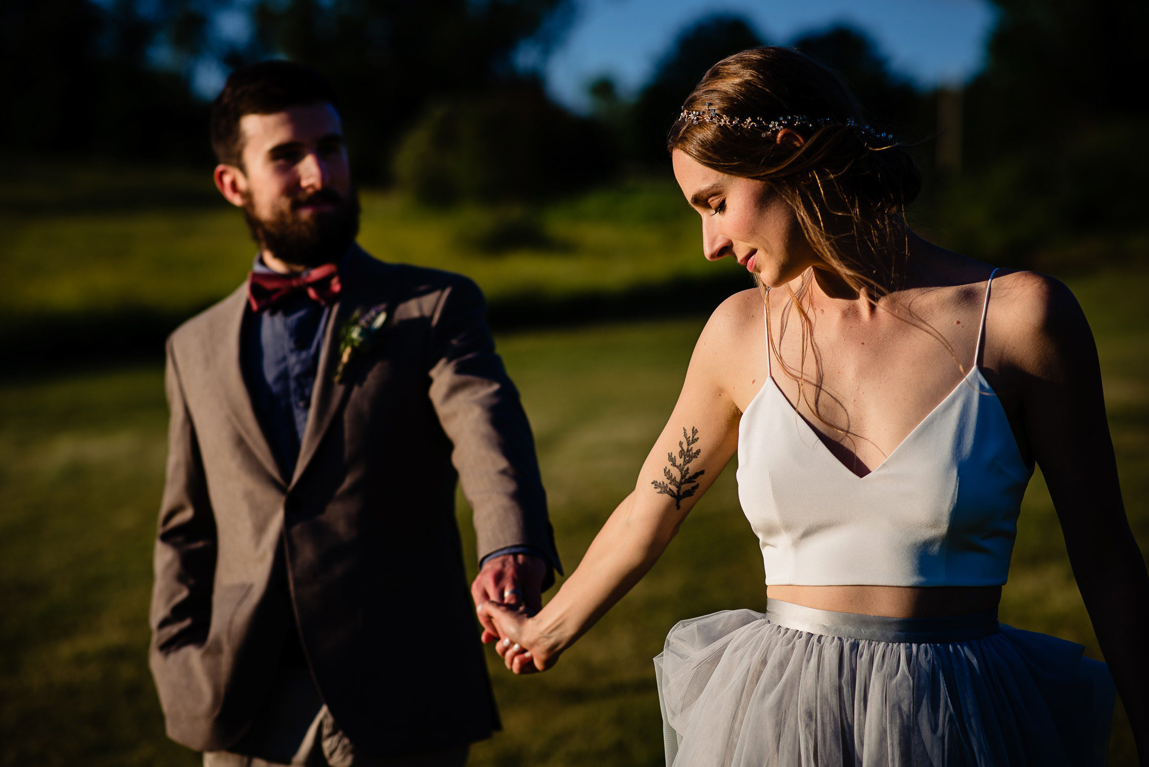 wedding portraits vermont wedding photographers